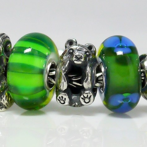 Trollbeads Little Bear