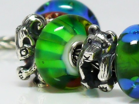 Trollbeads Squirrel