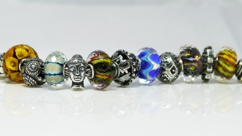Trollbeads Eastern Facet Kit