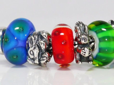 Trollbeads Autumn Foliage