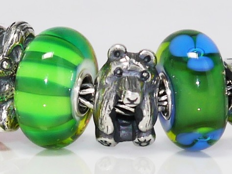 Trollbeads Swaying Straws