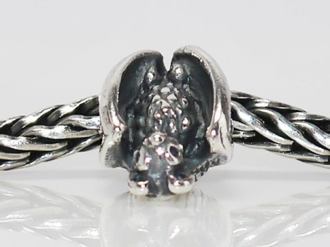 Trollbeads Sleeping Bat