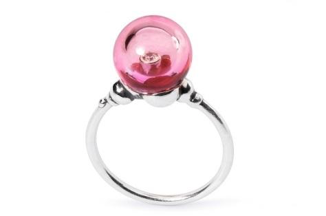 Trollbeads Blushing Bubble Ring