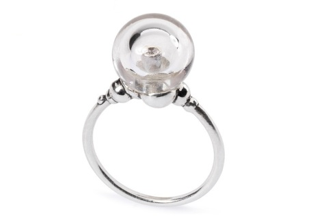 Trollbeads Crystal Bubble Ring