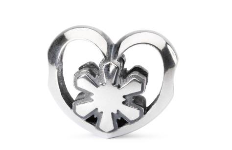 Trollbeads Crystal Heart