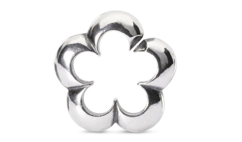X by Trollbeads Flower Cloud