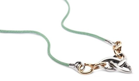 X by Trollbeads Infinity Necklace