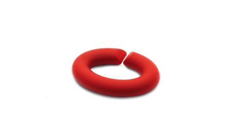 X by Trollbeads Limited Edition Red Link