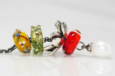 Natures Harvest Trollbeads Inspiration
