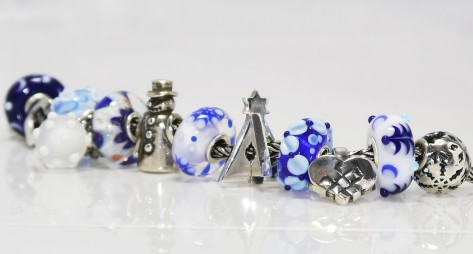 Trollbeads Magic Winter Kit
