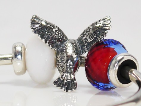 Trollbeads Wings of Freedom