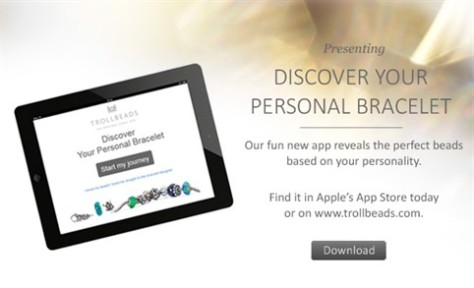 Discover Your Personal Bracelet App image