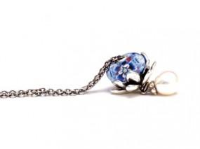 German Ageless Beauty Fantasy Necklace