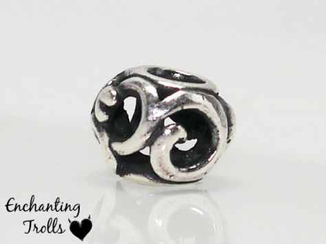 Trollbeads First Signs Silver