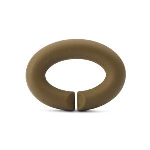 X Jewellery Rubber X Khaki
